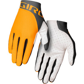 Giro Trixter Gloves, glaze yellow/portaro grey
